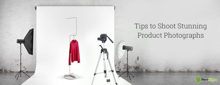 How to do product photography to increase the sales of your webstore