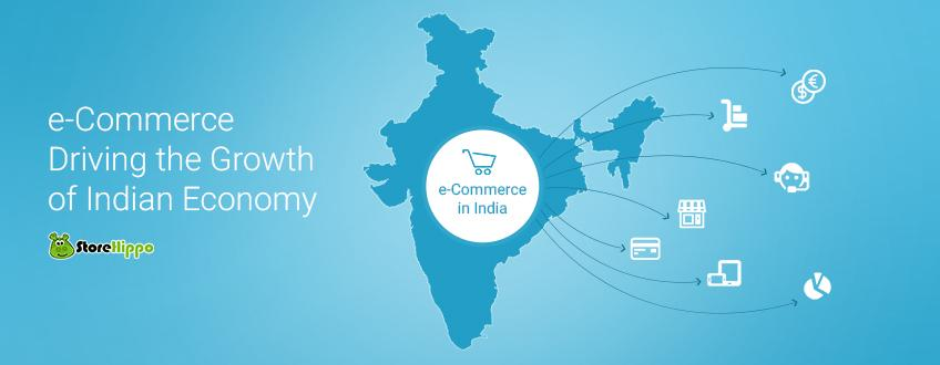 How ecommerce is accelerating the growth of Indian economy in 8 ways