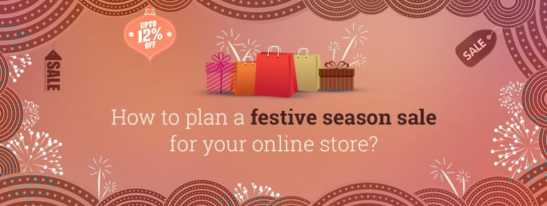 5 Tips to make the festive season sale on your online store a smashing hit!
