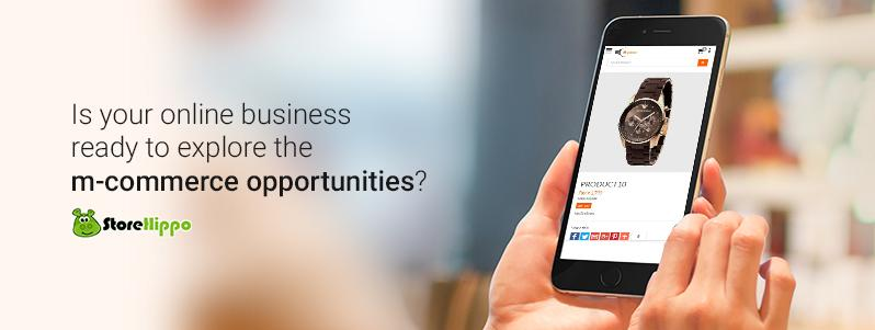 Why you should be opting for Mobile Ecommerce Solution for your online business