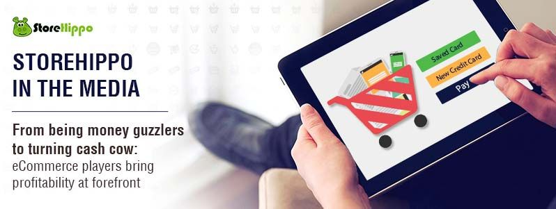 eCommerce players: from money guzzlers to cash cow