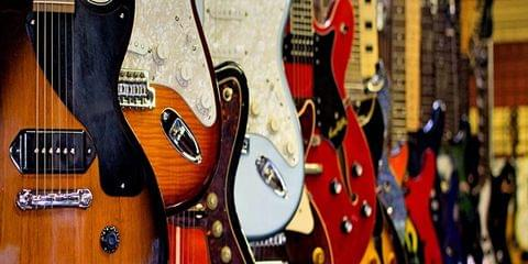 Select a perfect Guitar to Become Rockstar