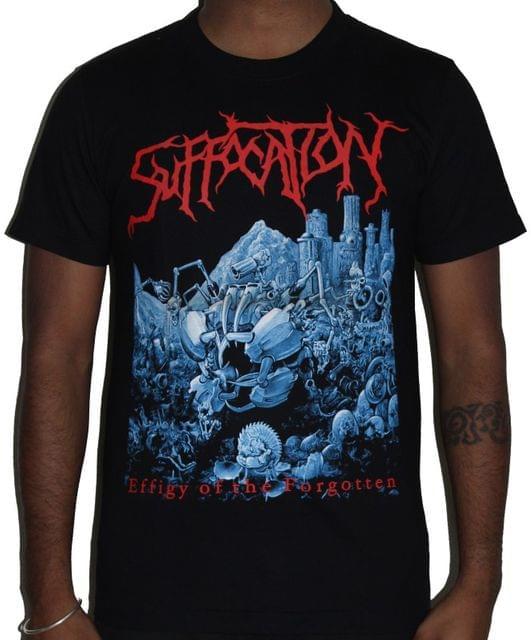 Suffocation Premium Tshirt
