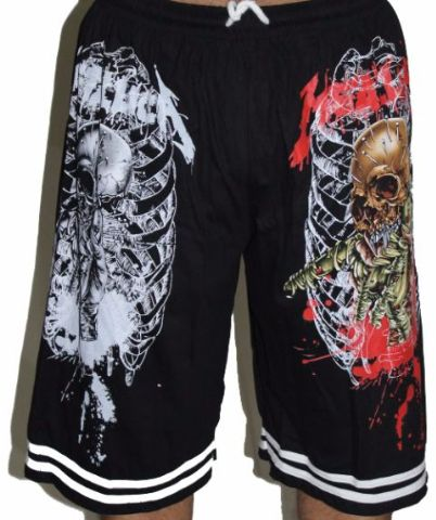 Metallica Premium Shorts - Free Size (28 inches to 46 inches)