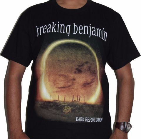Breaking Benjamin Dark Before Dawn Premium Tshirt