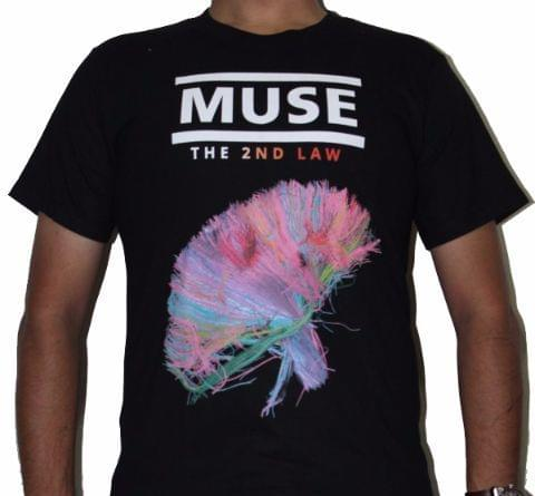 Muse - The Second Law Premium Tshirt