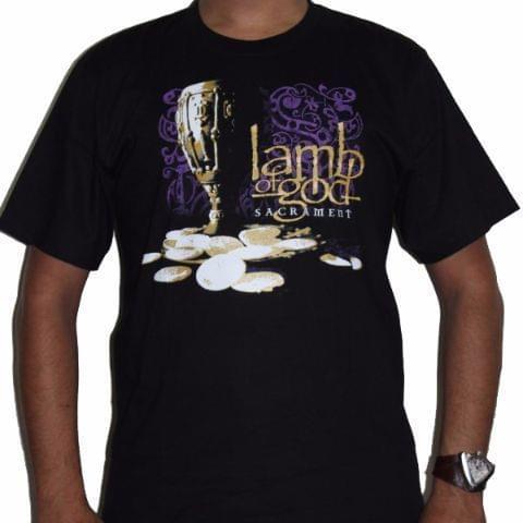 Lamb Of God Sacrament Premium Tshirt