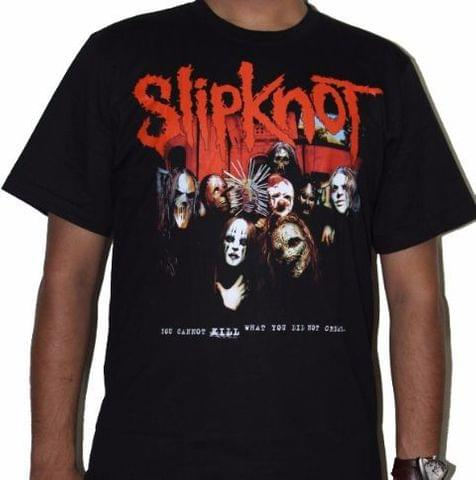 Slipknot You cannot kill what you did not Create Premium Tshirt