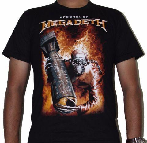 Megadeth Premium Tshirt