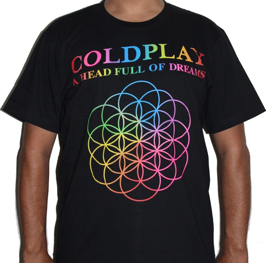 Coldplay Premium Tshirt