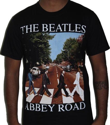 The Beatles-Abbey Road Premium Tshirt