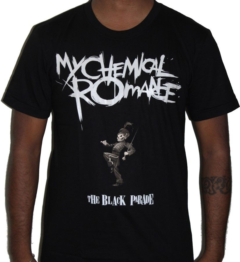 My Chemical Romance The Black Parade Premium Tshirt