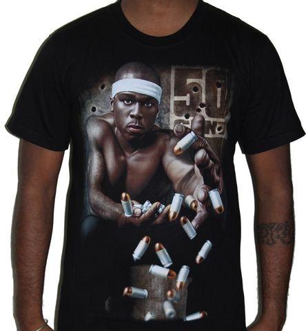 50 Cents Premium Tshirt