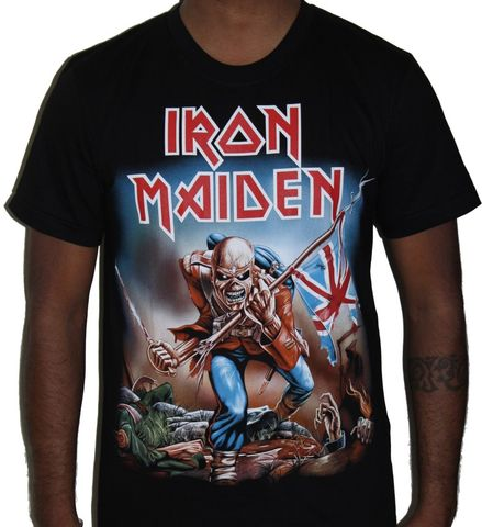 Iron Maiden - The Trooper Premium Tshirt