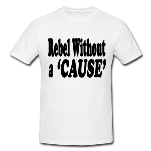 Rebel Without A Cause Premium Tshirt