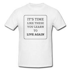 Foo Fighter - Live again Tshirt