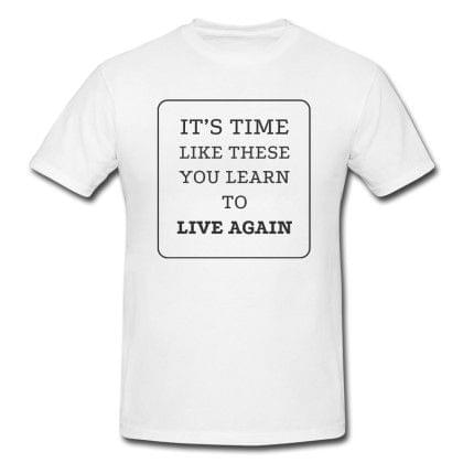 Foo Fighter - Live again Tshirt
