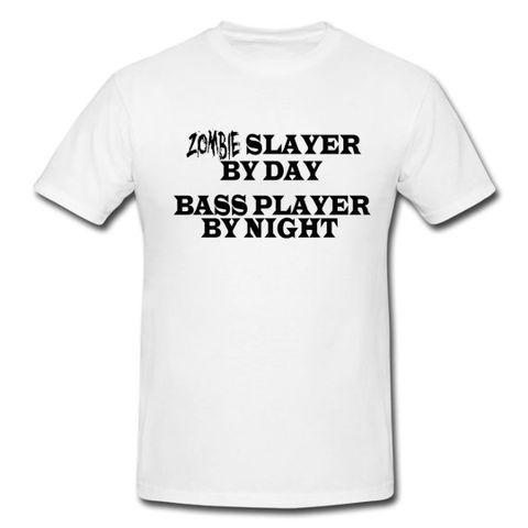 Zombie Slayer Tshirt