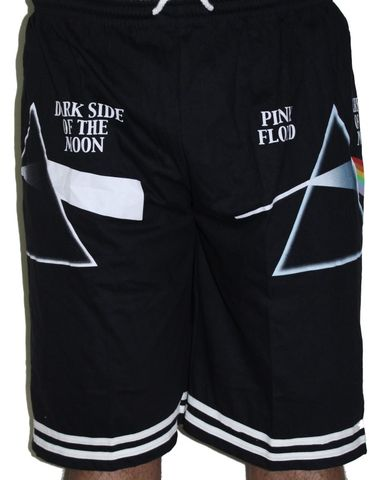 Pink Floyd Premium Shorts - Free Size (28 inches to 46 inches)