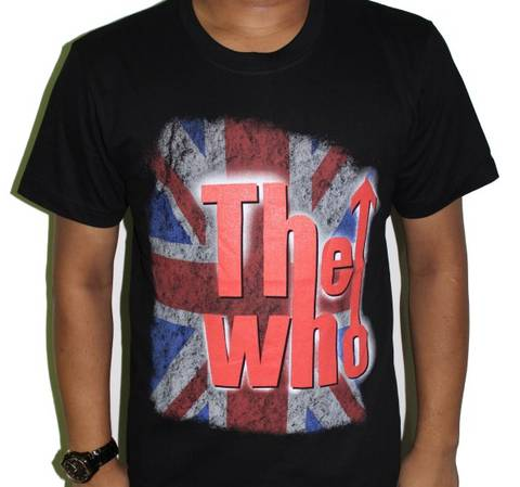 The Who Premium Tshirt
