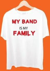 My Band Member Are My Family Tshirt
