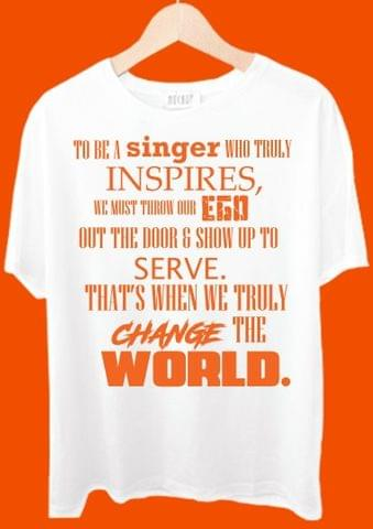 Change The World Tshirt