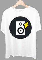 Loud Bass  Speaker Tshirt