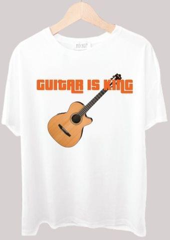 Guitar Is King Tshirt