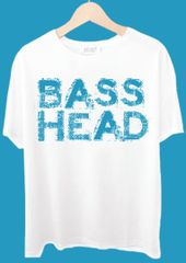 Bass Head Tshirt