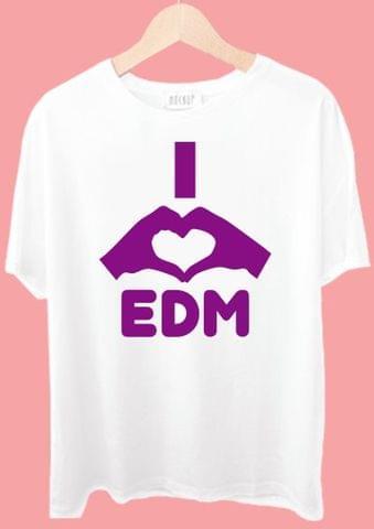 I Love EDM Tshirt