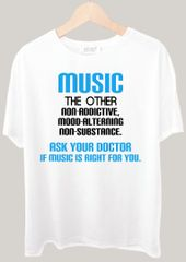 Music Quoted Tshirt