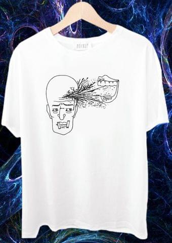 Make me Loose psy Trippy Psychedelic tshirts