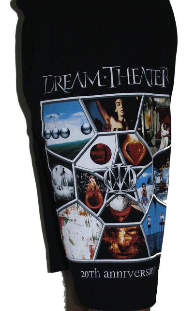 Dream Theatre Premium Shorts Free Size (28 inches to 40 inches)