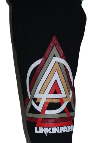 Linkin Park Premium Shorts Free Size (28 inches to 40 inches)
