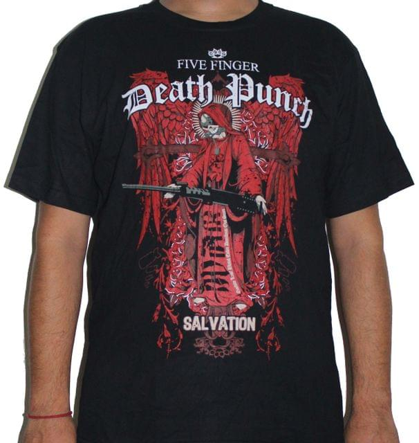 Five Finger Death Punch Premium Tshirt