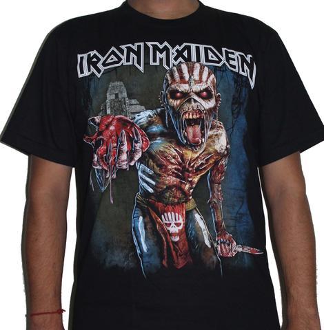 Iron Maiden Book of Souls Premium Tshirt