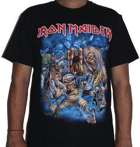Iron Maiden  Premium Tshirt