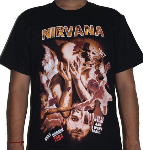 Nirvana Premium Tshirt