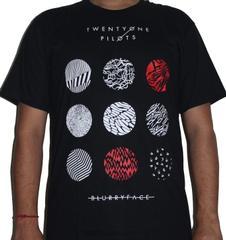 Twenty One Pilot Premium Tshirt