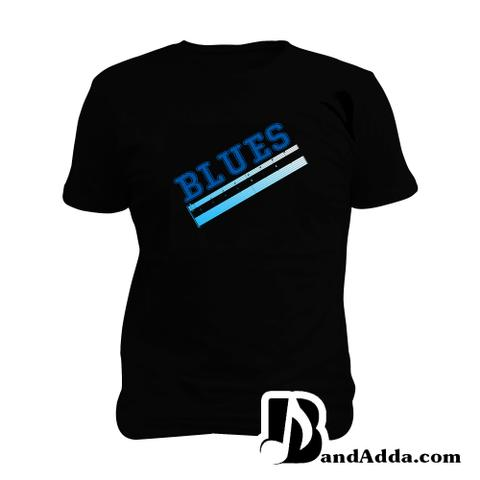 Blues Beats Man Music T-shirt