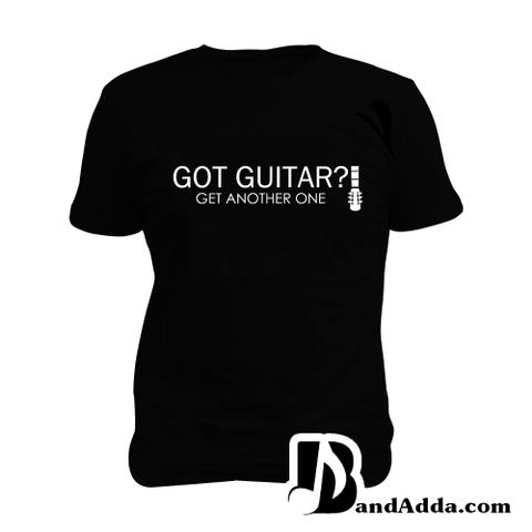 Get another Guitar Man Music T-shirt