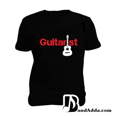 Guitarist Man Music T-shirt
