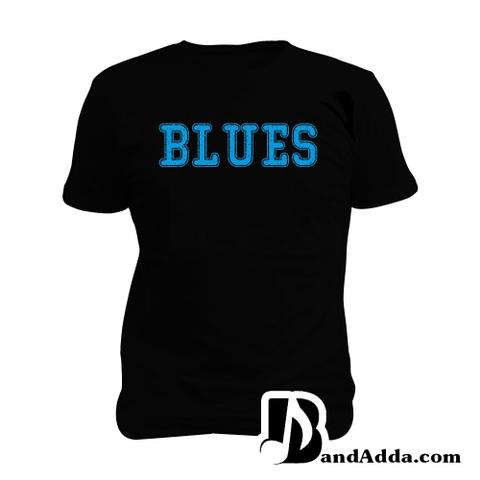 Blues  Man Music T-shirt