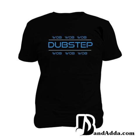 Wob wob Dubstep Man Music T-shirt