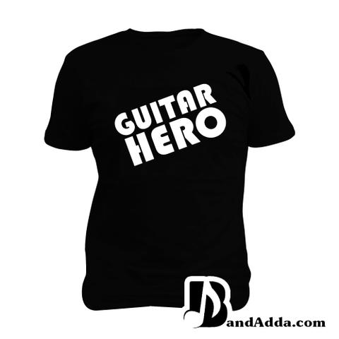 Guitar Her Man Music T-shirt