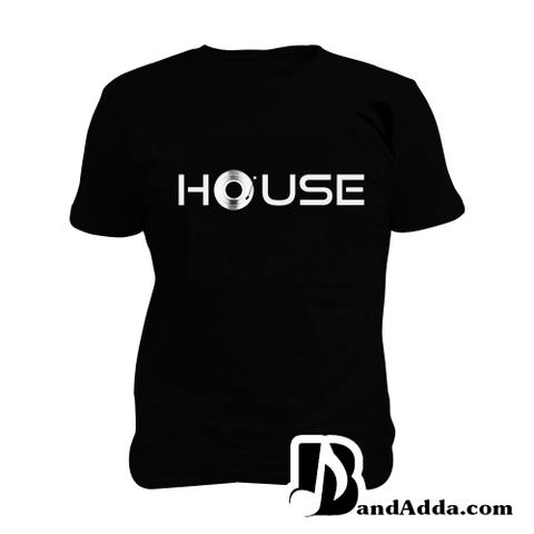 House Music Man Music T-shirt