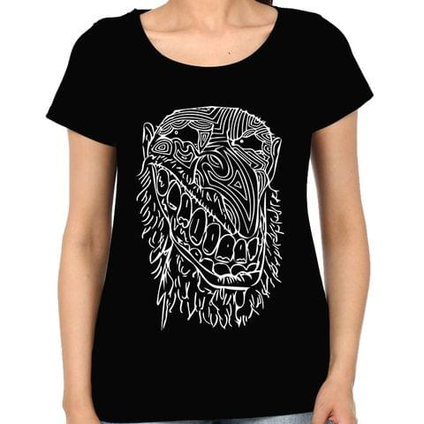 Filthy Evil psy Trippy Psychedelic Woman Music t-shirt