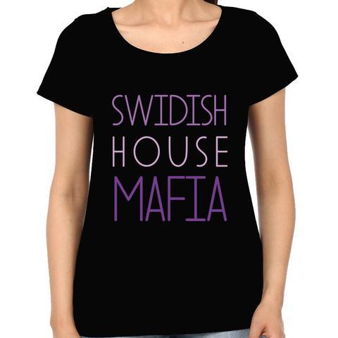 Swidish House Mafia - SHM Woman Music t-shirt
