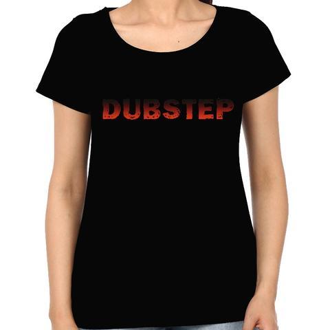 Dubstep Woman Music t-shirt