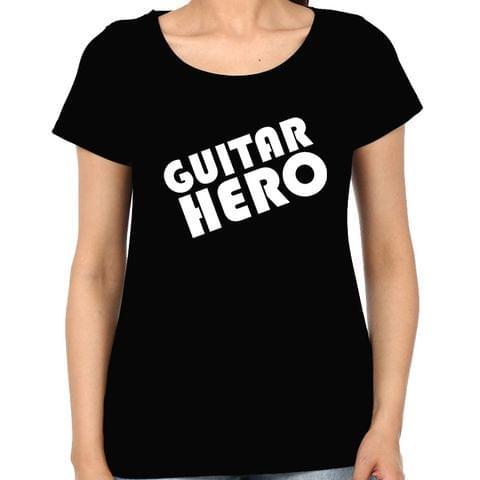 Guitar Her Woman Music t-shirt